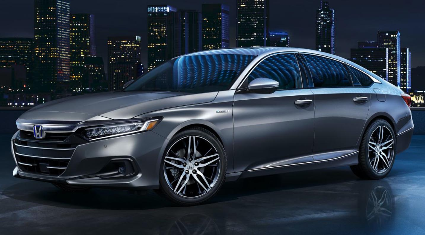 The Redesigned Honda Accord 2021 Arrives In The UAE
