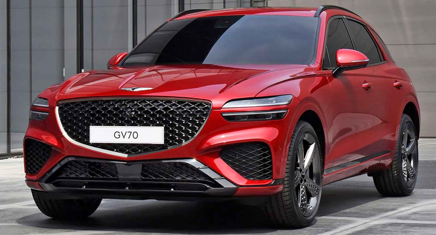 Genesis GV70 – The Dynamic and Luxury SUV