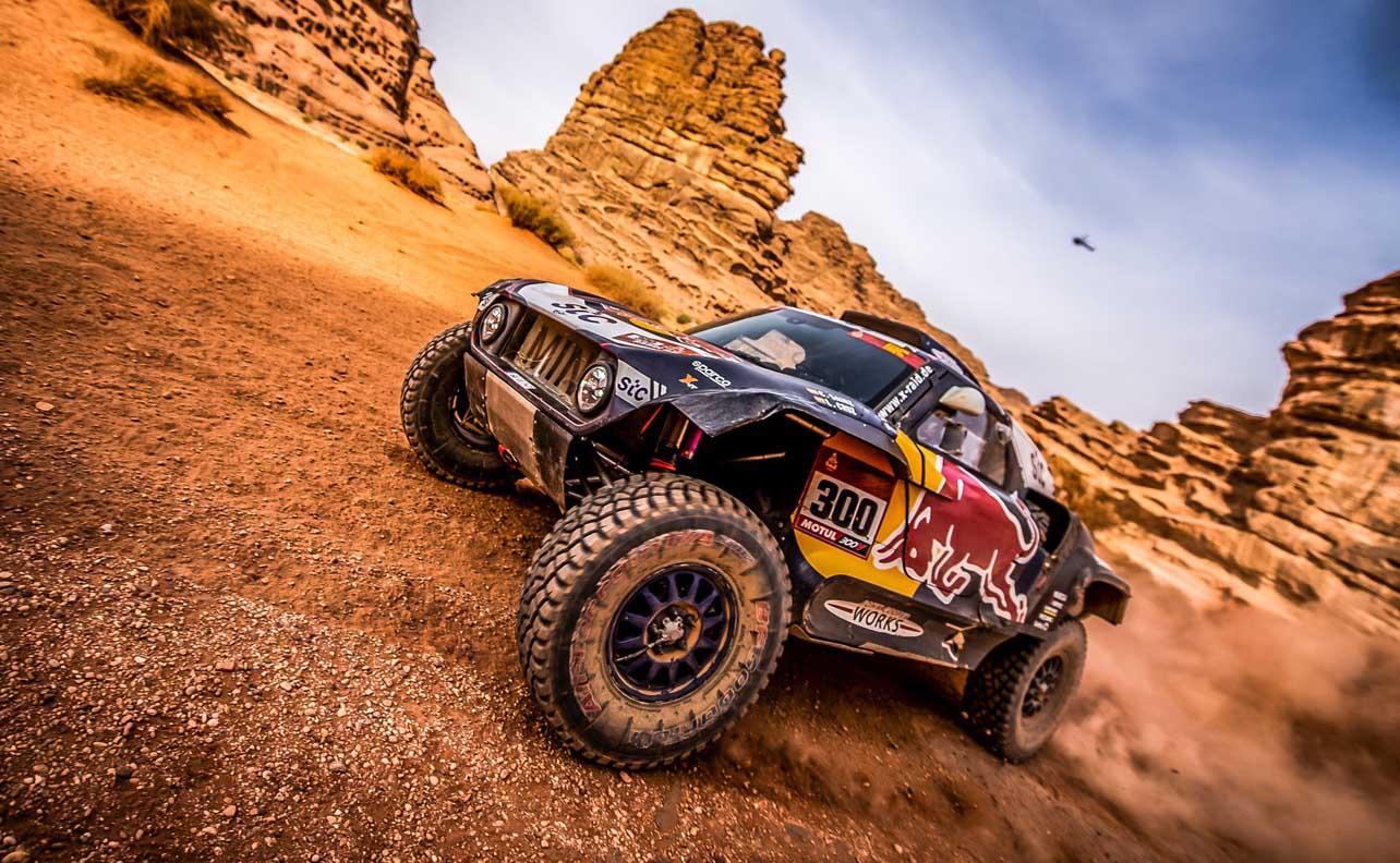 BFGoodRich Trie Claim 17th Dakar Win