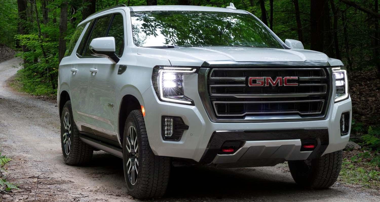 The All New GMC Yukon 2021