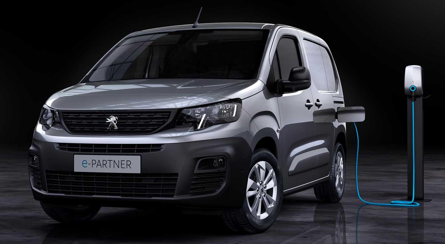 Peugeot E-Partner 2022 – The Next Gen Small E-Van