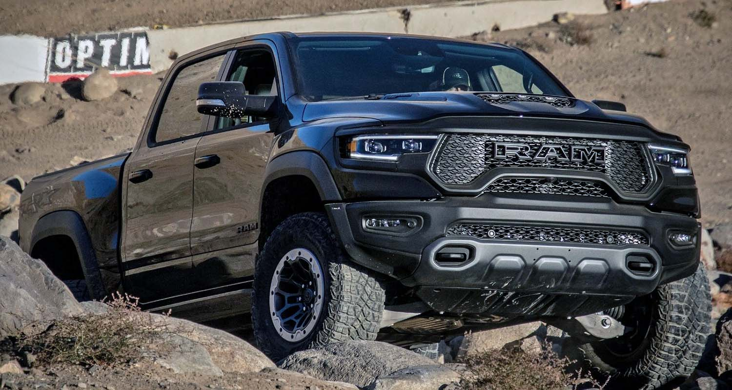 The All-New 2021 Ram 1500 TRX – The Apex Predator Of The Truck World