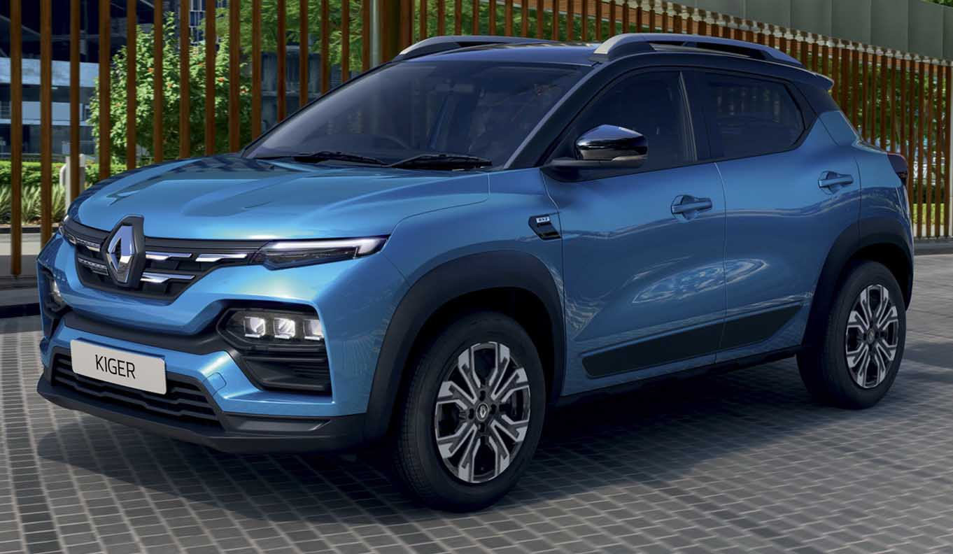 Renault Kiger 2022 – The New Compact SUV With A Stunning Design