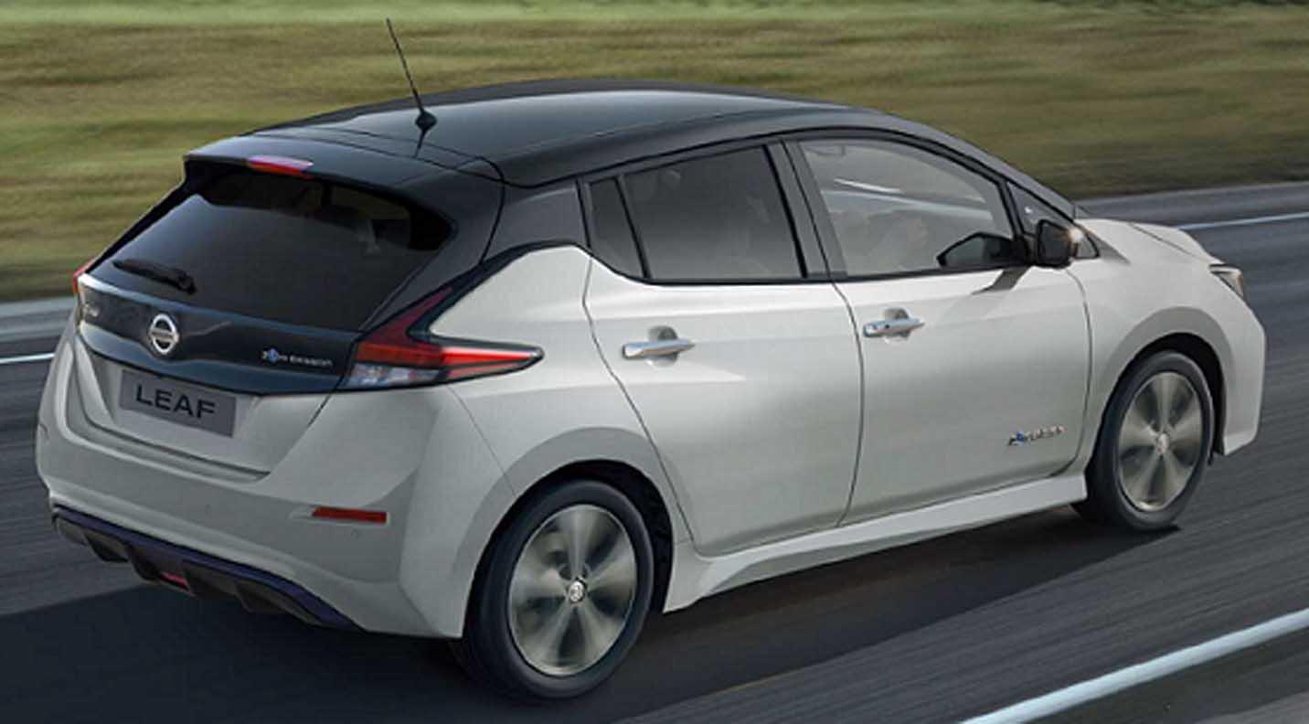 Nissan sets carbon neutral goal for 2050