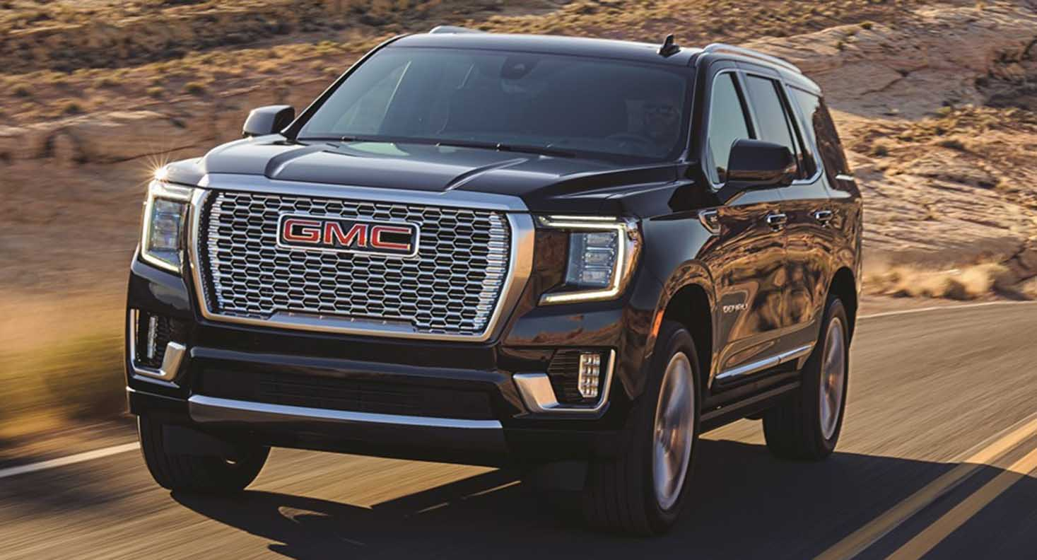 The 2021 GMC Yukon Denali – A Journey To Greatness On The Roads