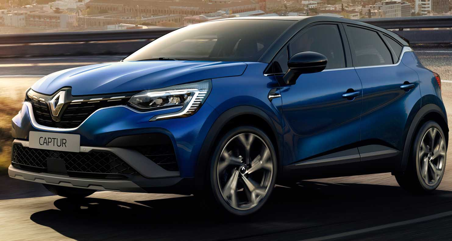 Renault Captur RS Line 2021 – Sporty And Elegant Touches