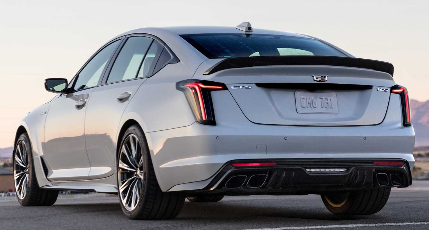 The All New Cadillac CT5 V Blackwing 2022 – Superior Performance Luxury Sedan