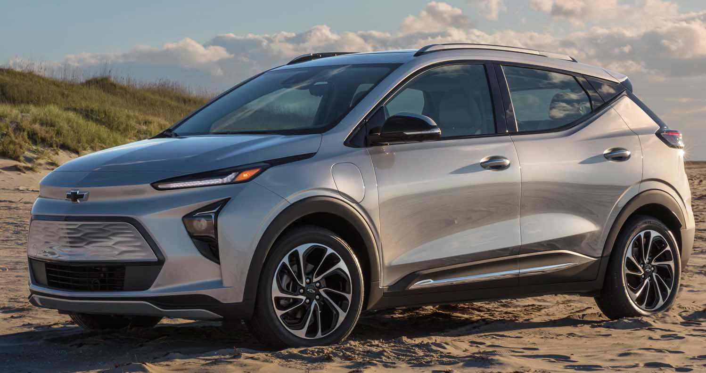The All-New Chevrolet Bolt EUV 2022