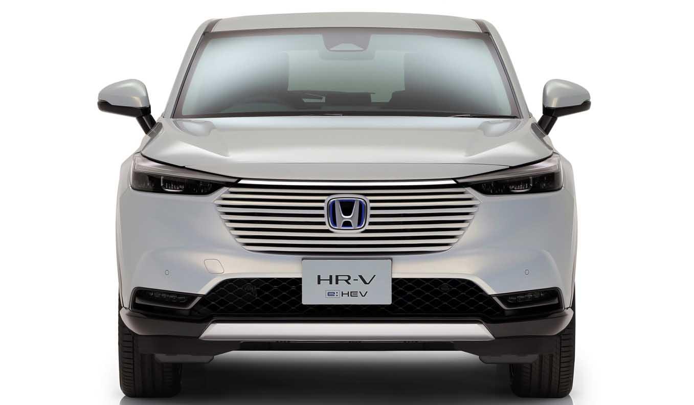 The All-New Honda HR-V 2022