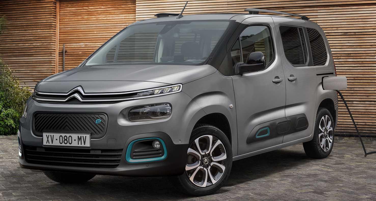 The All-New Citroen e-Berlingo 2022 – The Modern Electric MPV