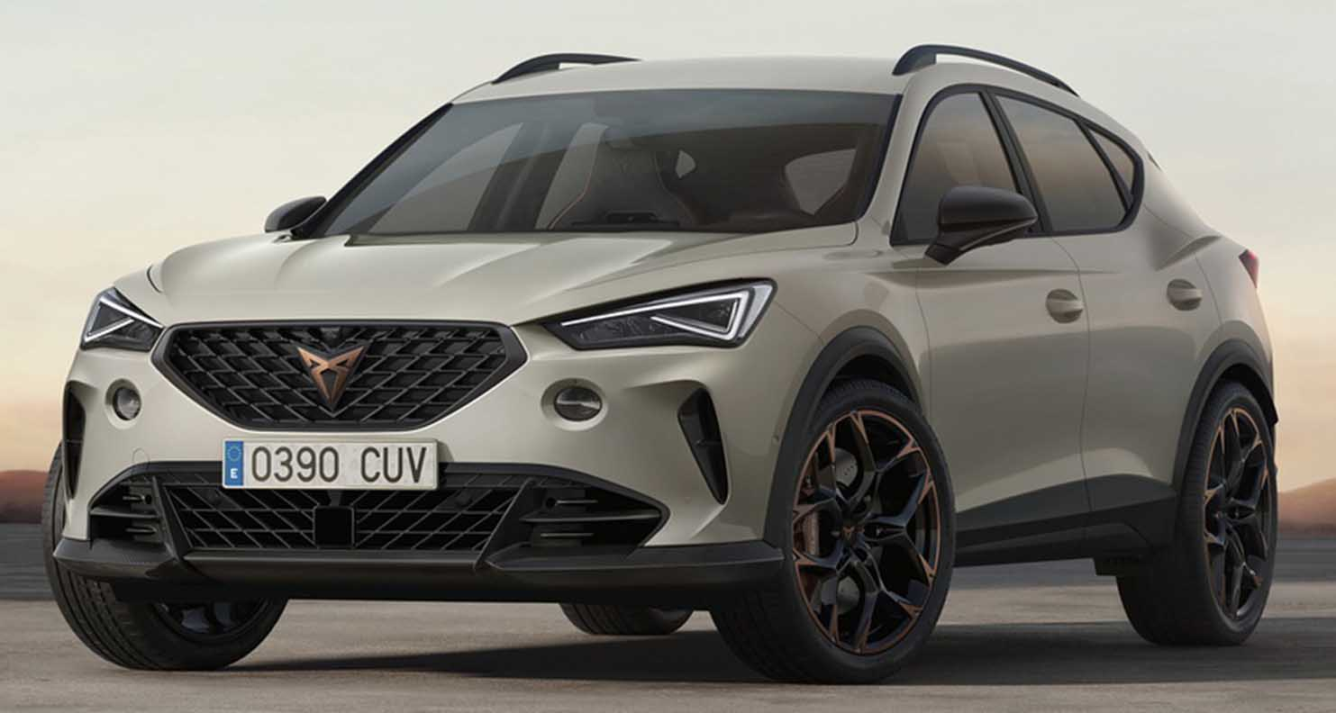 Cupra Formentor VZ5 2022 – The Fast And The Powerful