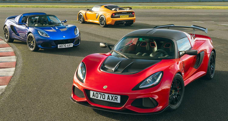 Lotus Elise And Exige Final Edition Cars – Saving The Best 'til Last