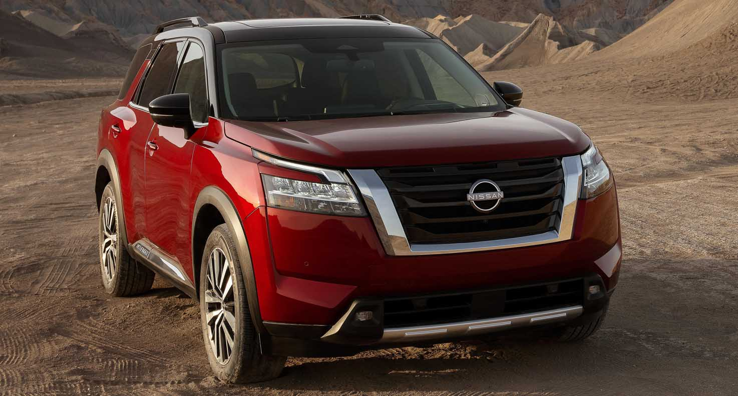 The All-New Nissan Pathfinder 2022 – Bigger, Better And More Equipped Than Ever