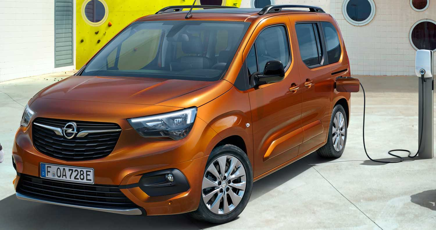Opel Combo-e Life 2022 – The Everyday Hero Goes Electric