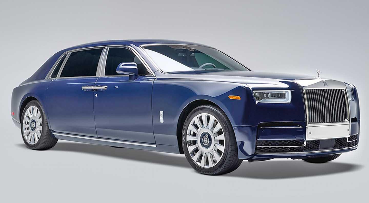 Rolls Royce Koa Phantom 2021 – A Rare Commission Of True Luxury