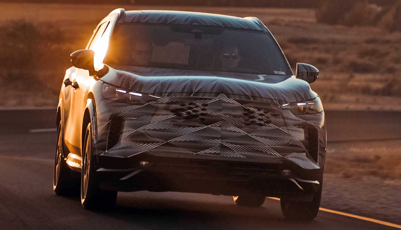 The All-New Luxury Infiniti QX60 2022 – Confident Ride And Capable Performance