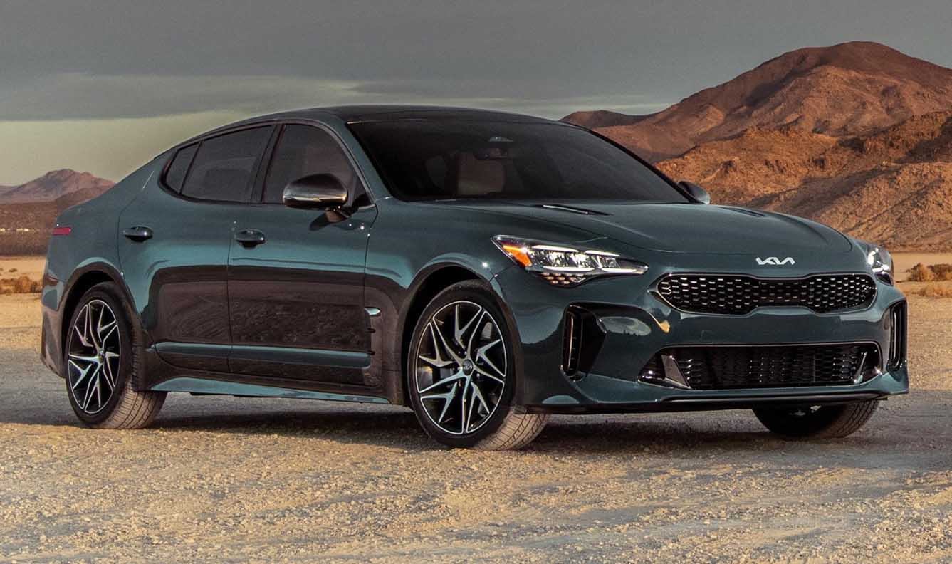KIA Stinger (2022) – Tuned By Driving Enthusiasts… For Driving Enthusiasts