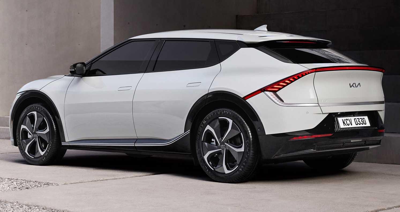 The All-New KIA EV6 (2022) – Built To Inspire