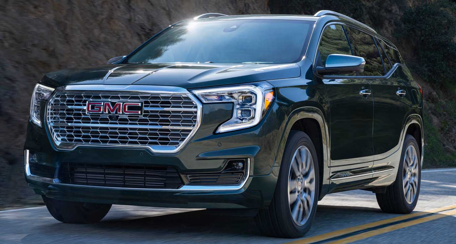 GMC Terrain (2022) – Further Expanding On The Company Premium SUV Line-Up