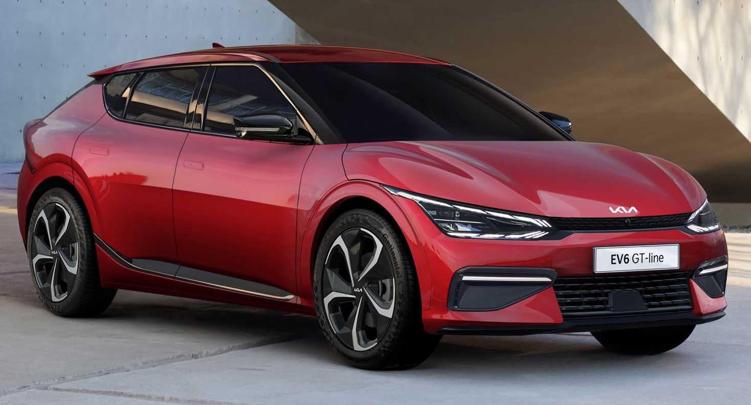 Kia EV6 (2022) – Redefines Boundaries Of Electric Mobility With Inspiring Design