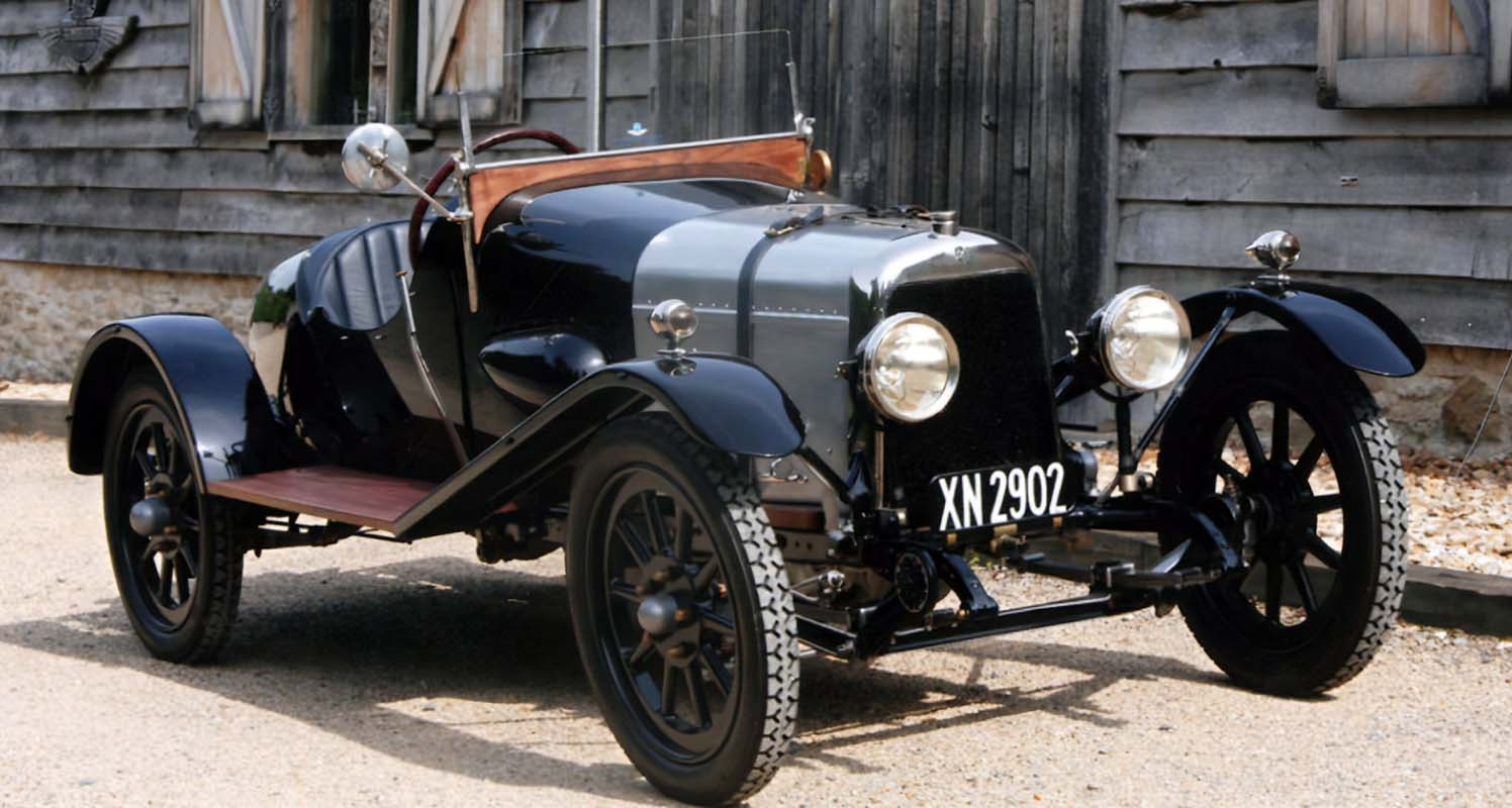 World's Oldest Aston Martin Coming To Concours Of Elegance During Its Centenary Year