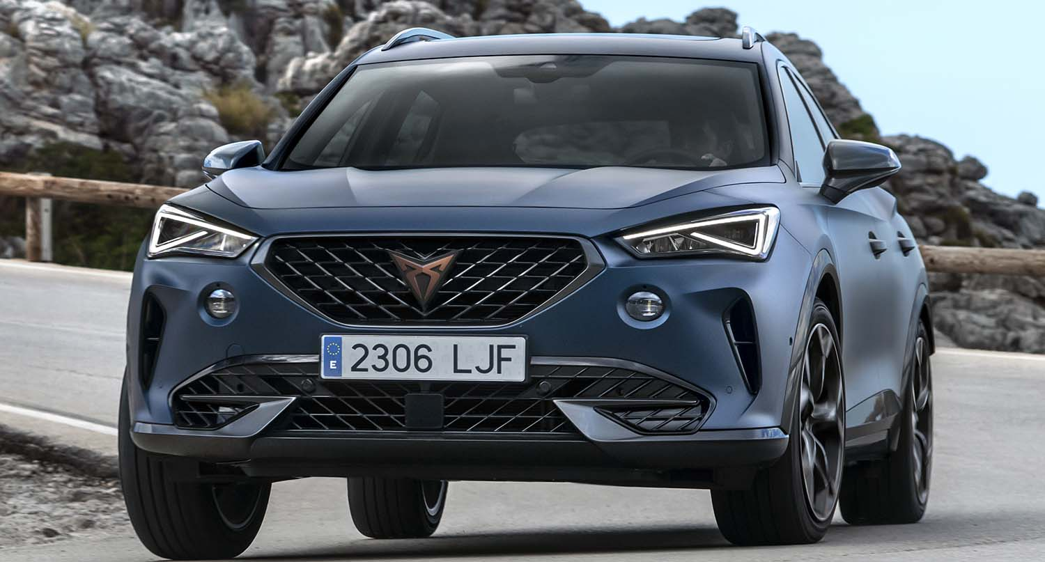 CUPRA Formentor Achieves 5-Star Rating In Euro NCAP Safety Tests