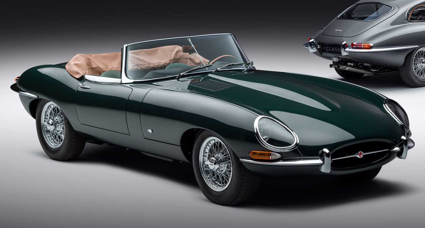 Jaguar E-type 60 Collection – 60th Anniversary Tribute To The Iconic Sports Car
