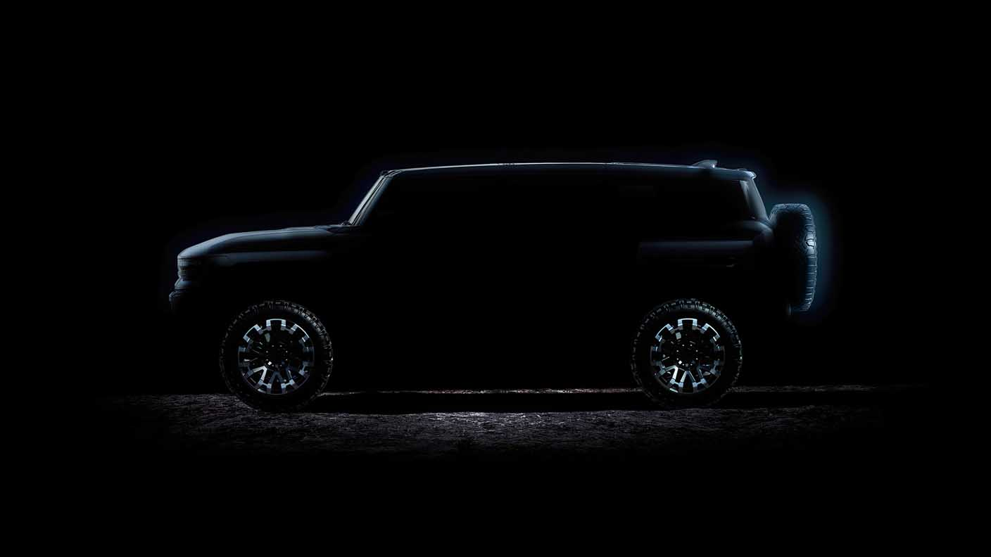 GMC Tests Hummer EV In Sub-zero Conditions And Announces Hummer EV SUV Reveal Date