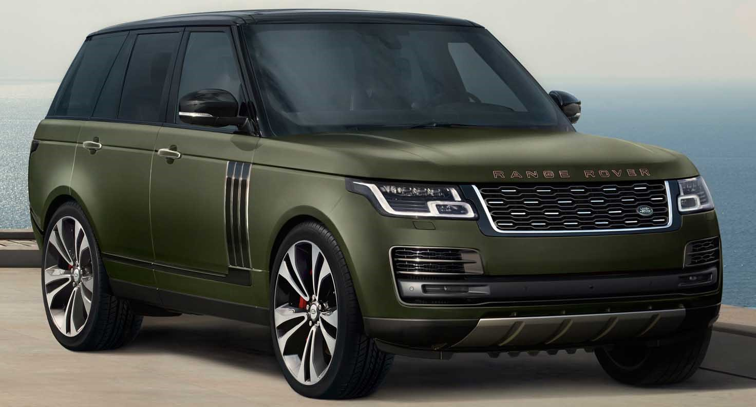Land Rover Range Rover SVAutobiography Ultimate Edition (2021)