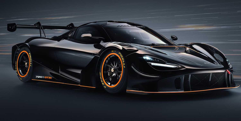 Mclaren 720s GT3X 2021 – Unparalleled Track Performance