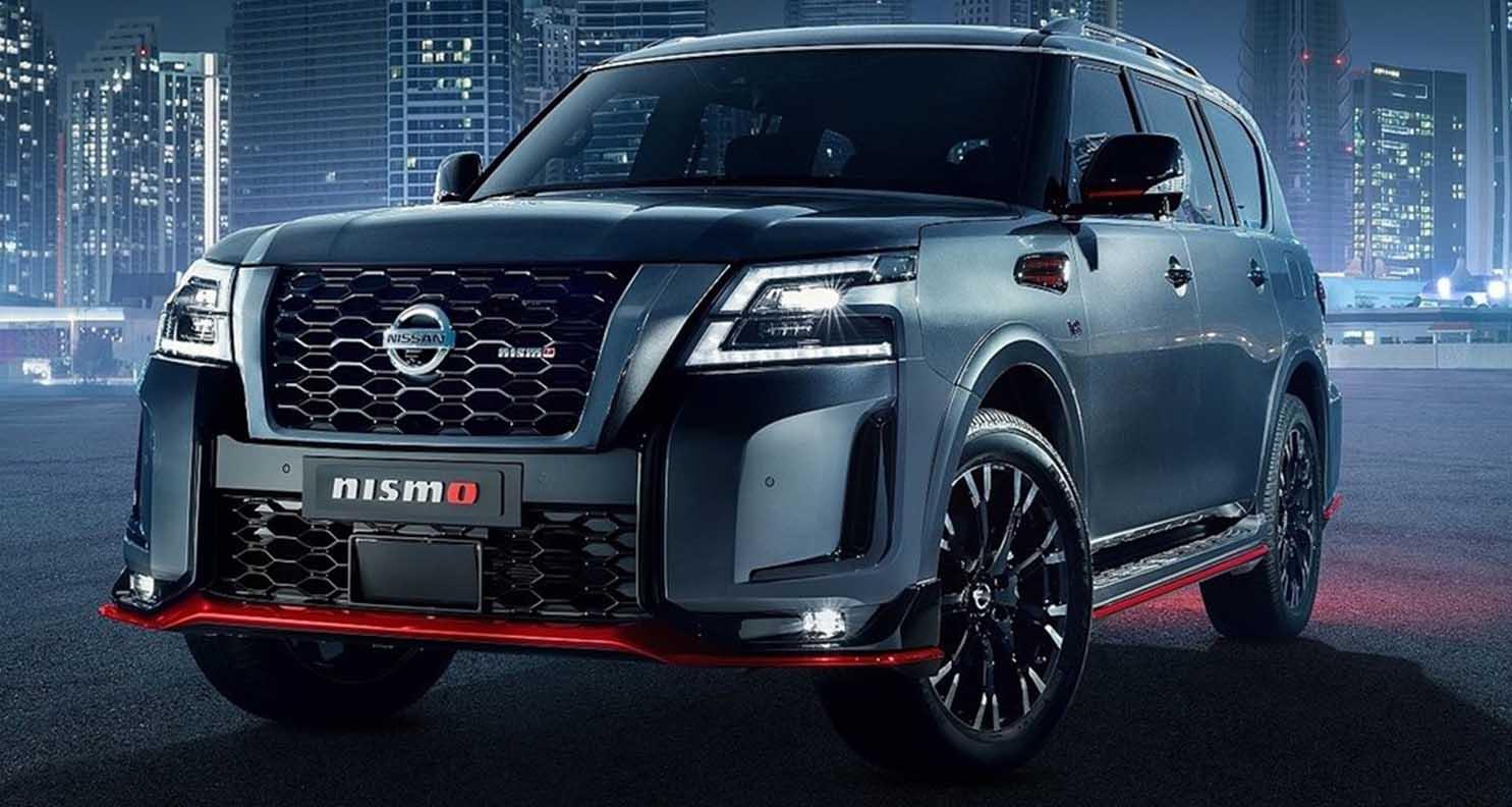 Nissan Patrol Nismo (2021)