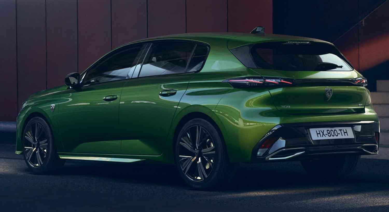 The New Peugeot 308 (2022) – Combines Attractive New Design And Premium Interior