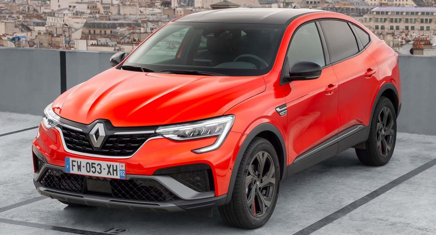 Renault Arkana – New Generation Suv Coupé With A Highly Advanced Hybrid Technology