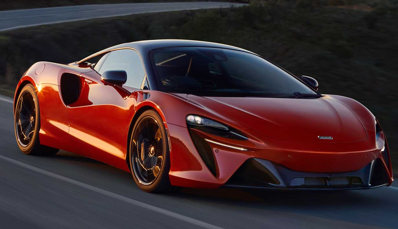 Mclaren Artura 2022 – Sets New Supercar Standards And Amplifies Driving Experience
