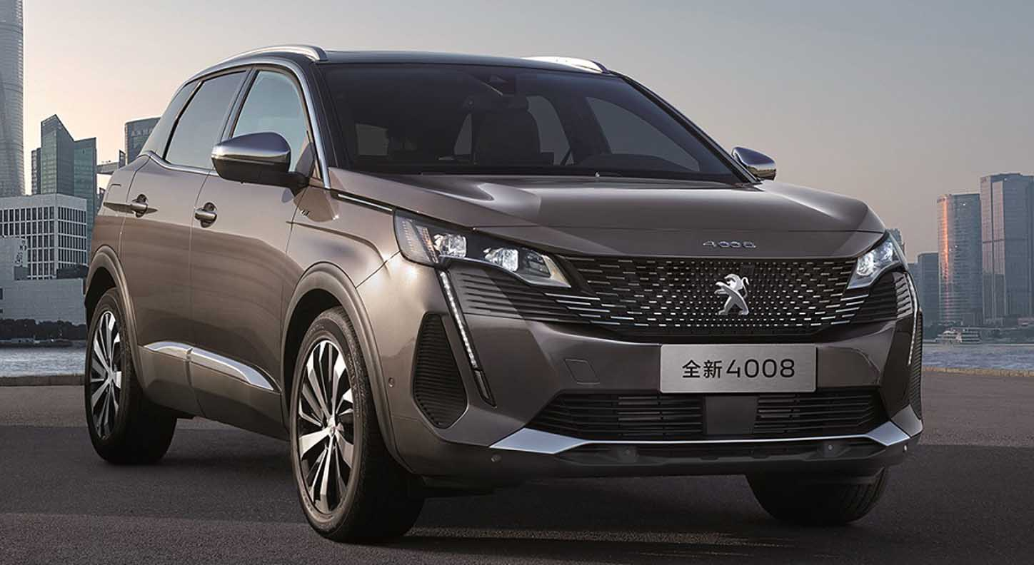 PEUGEOT is launching its new SUV family at the 2021 Shanghai Motor Show: the New French Chic is born