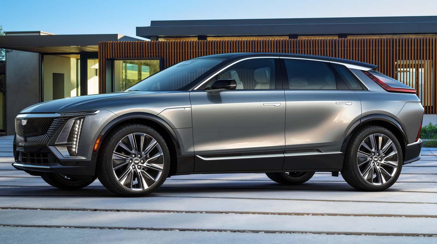 2023 Cadillac LYRIQ Debuts – Heralding an All-Electric Future