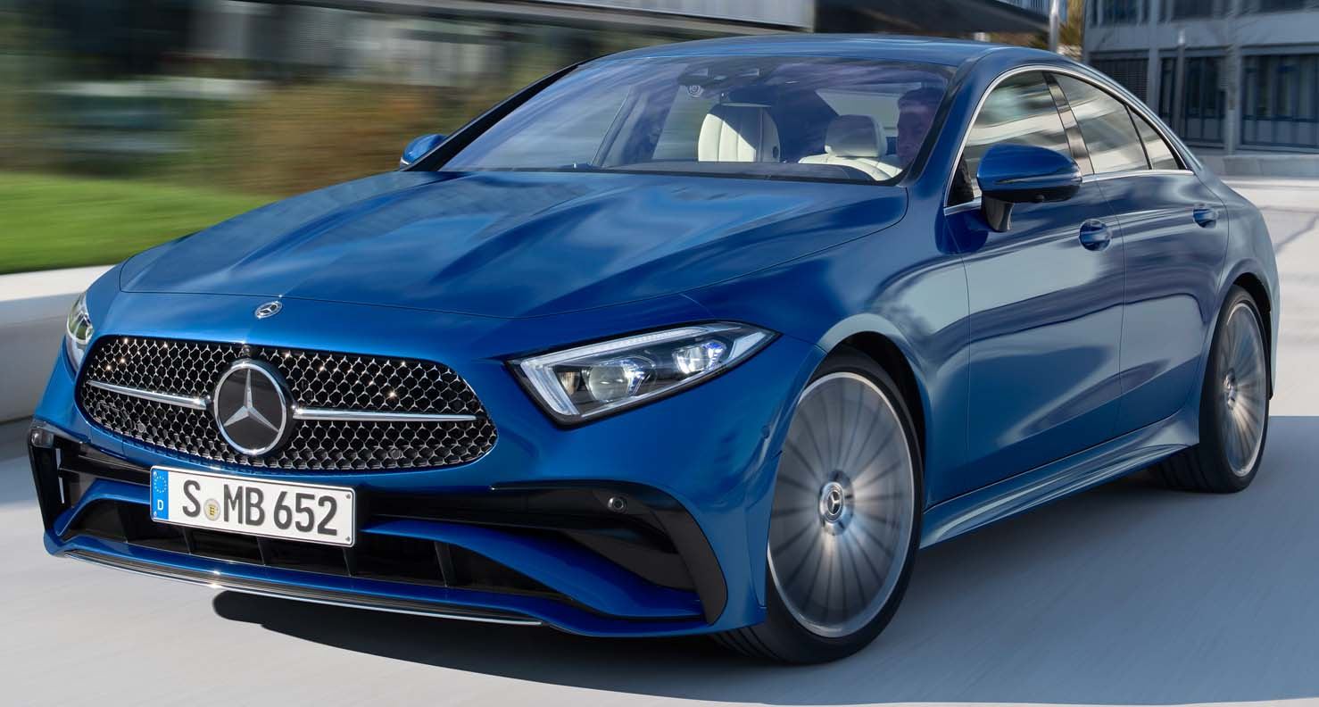 Mercedes Benz CLS (2022) – Sportier Look And Greater Individualisation
