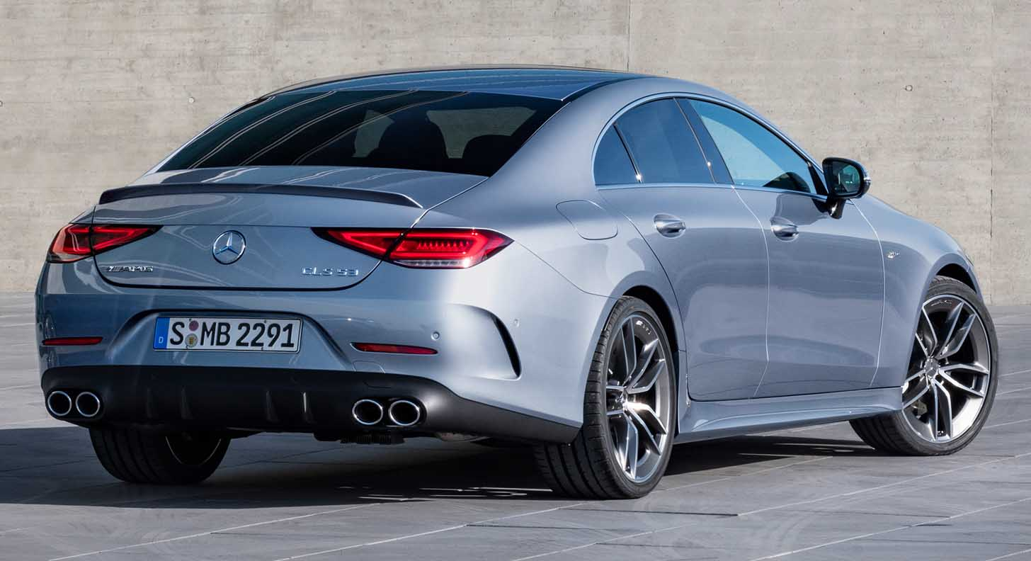 Facts & Figures: The New Mercedes Benz CLS At A Glance