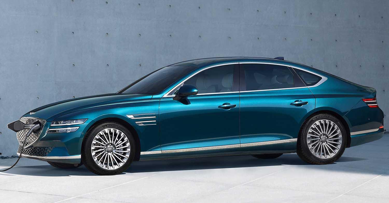 Genesis Electric G80 2022 – The Fully Electric Luxury Sedan