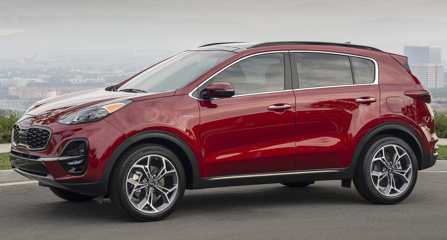 2022 Kia Sportage Arrives With More Tech And Convenience Features