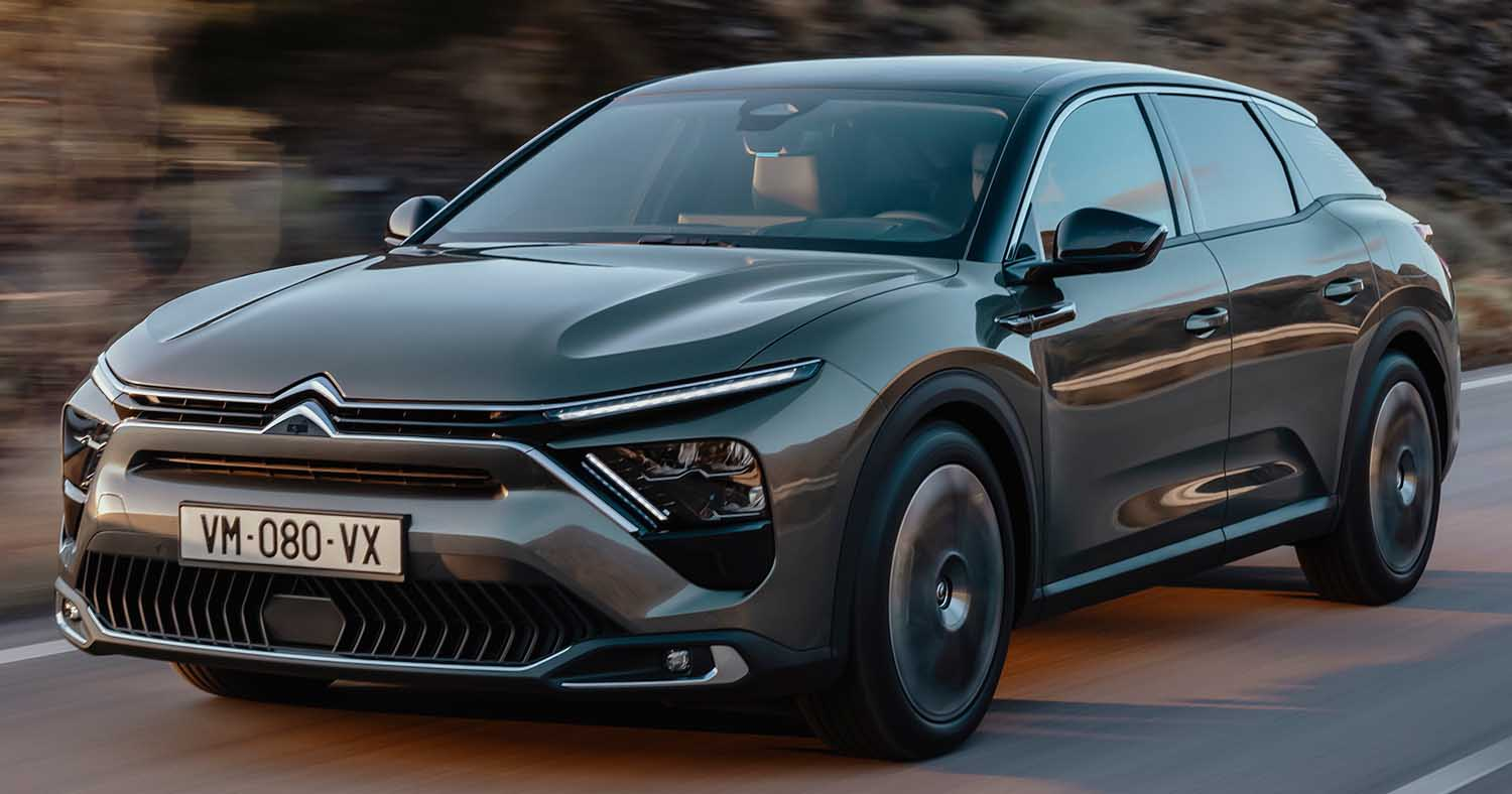 Citroen C5 X (2022) – An Avant-Garde Style That Combines Style And Substance