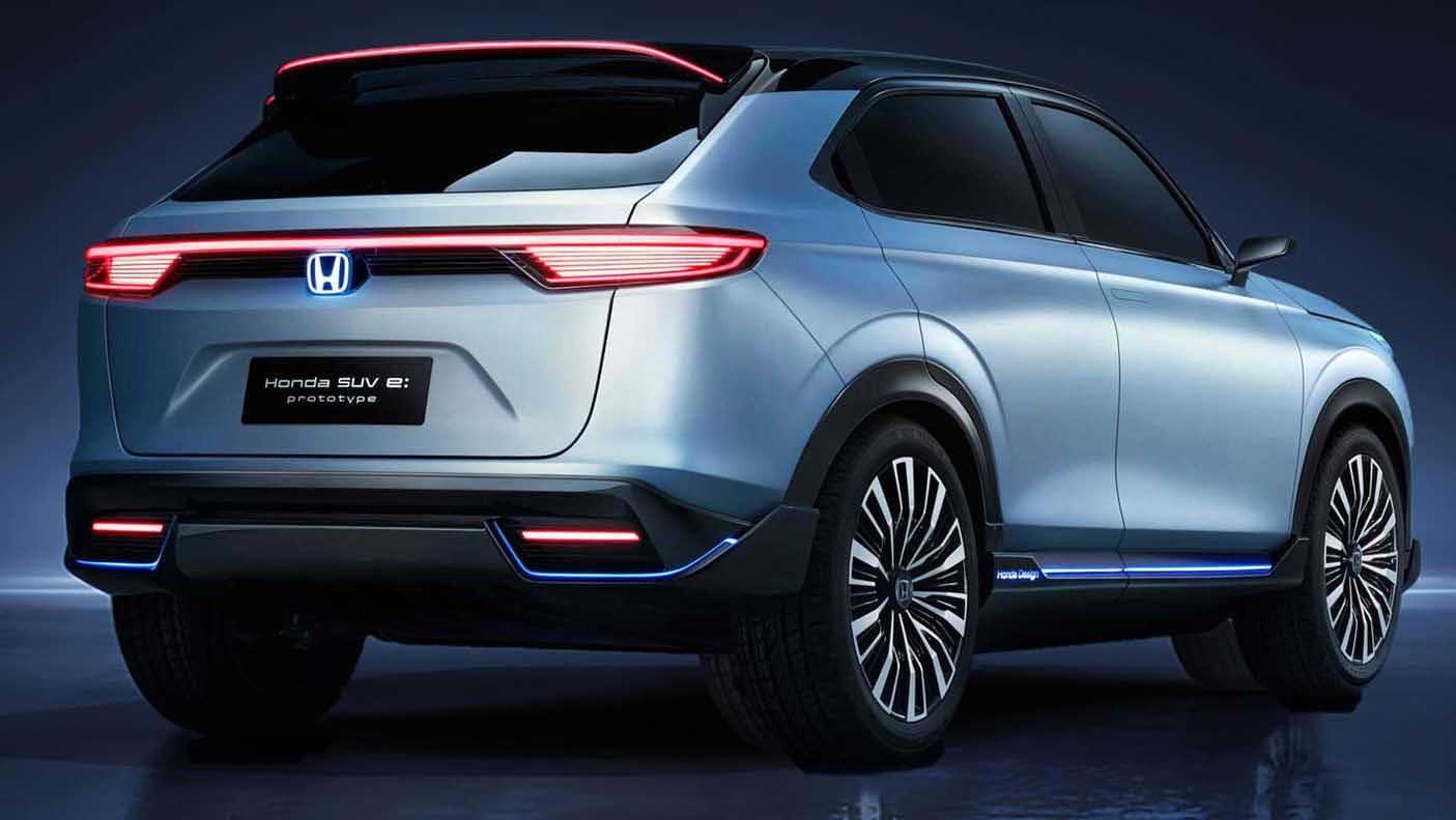 Honda SUV e Prototype (2021)