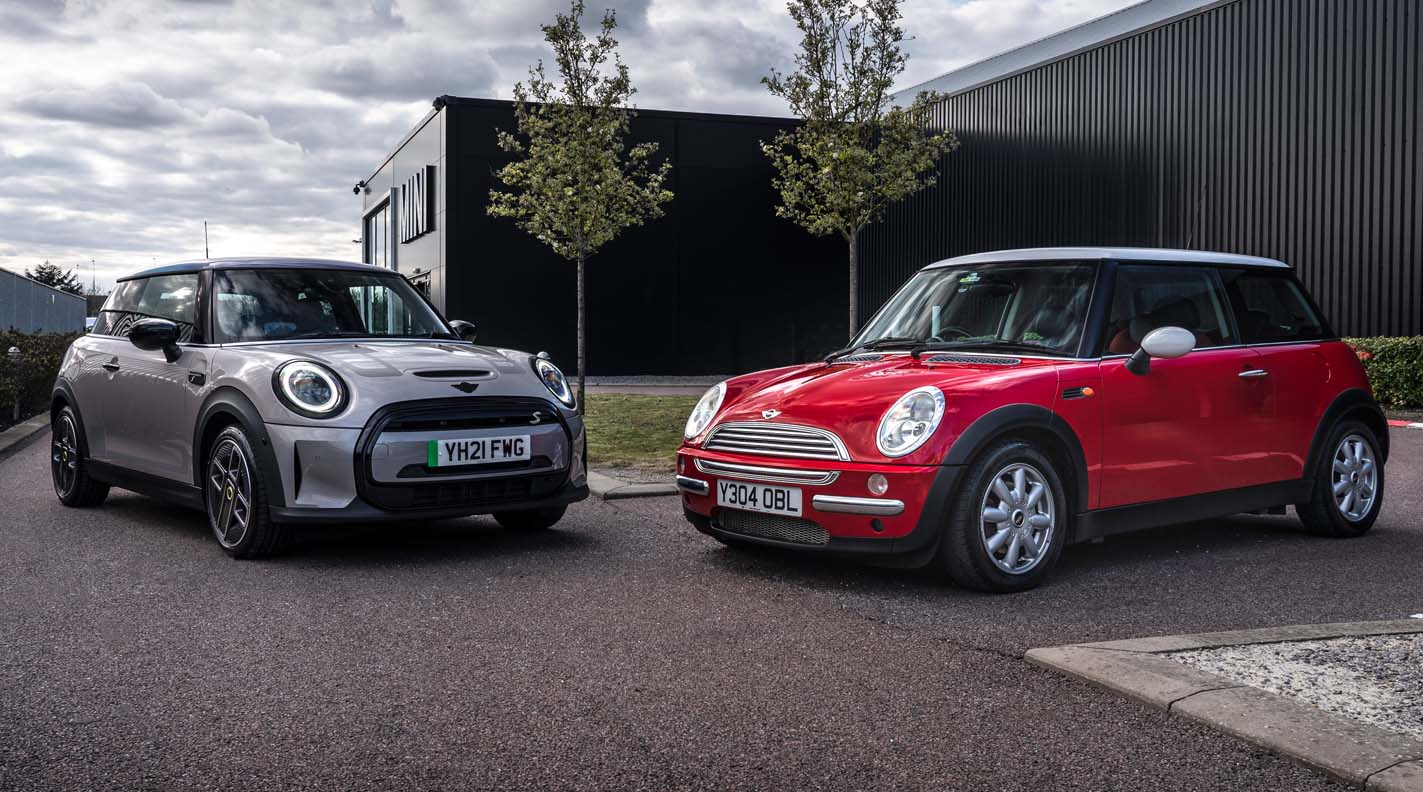20 Years Of Modern Driving Pleasure In The Mini