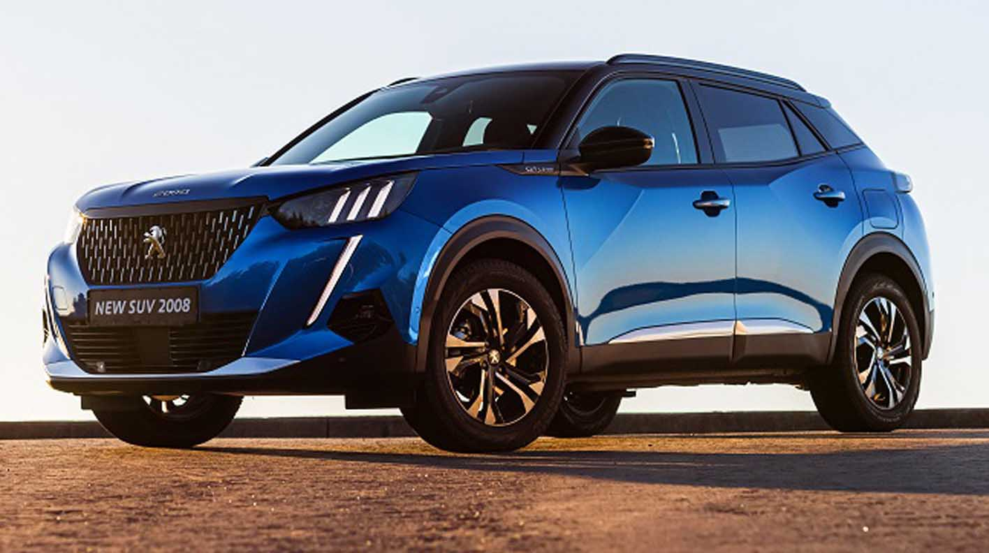 Peugeot 2008 Named Best Suv Of The Year In Ukraine