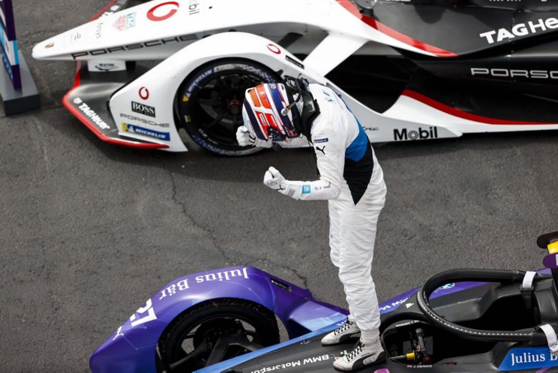 Formula E – Dennis Dominates Second Valencia E-prix For Maiden Victory