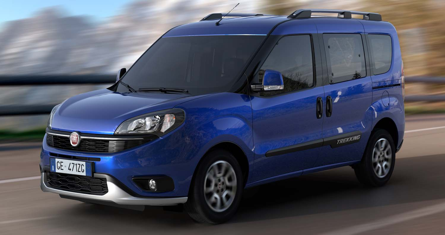 Orders Kick Off For The New Fiat Doblò My 2022 And Fiat Fiorino