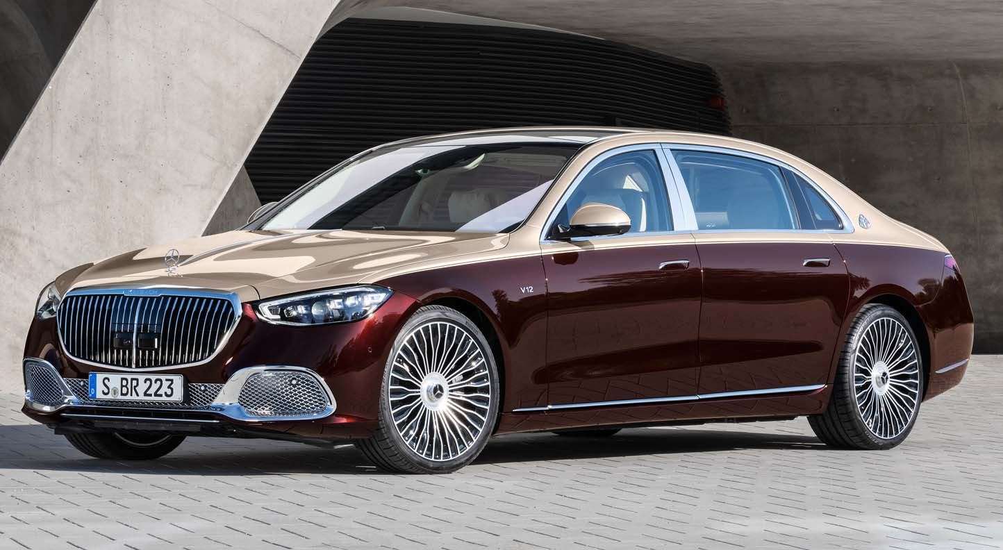 Sales Release Of The New Mercedes-Maybach S-Class – (Pricelist Included)