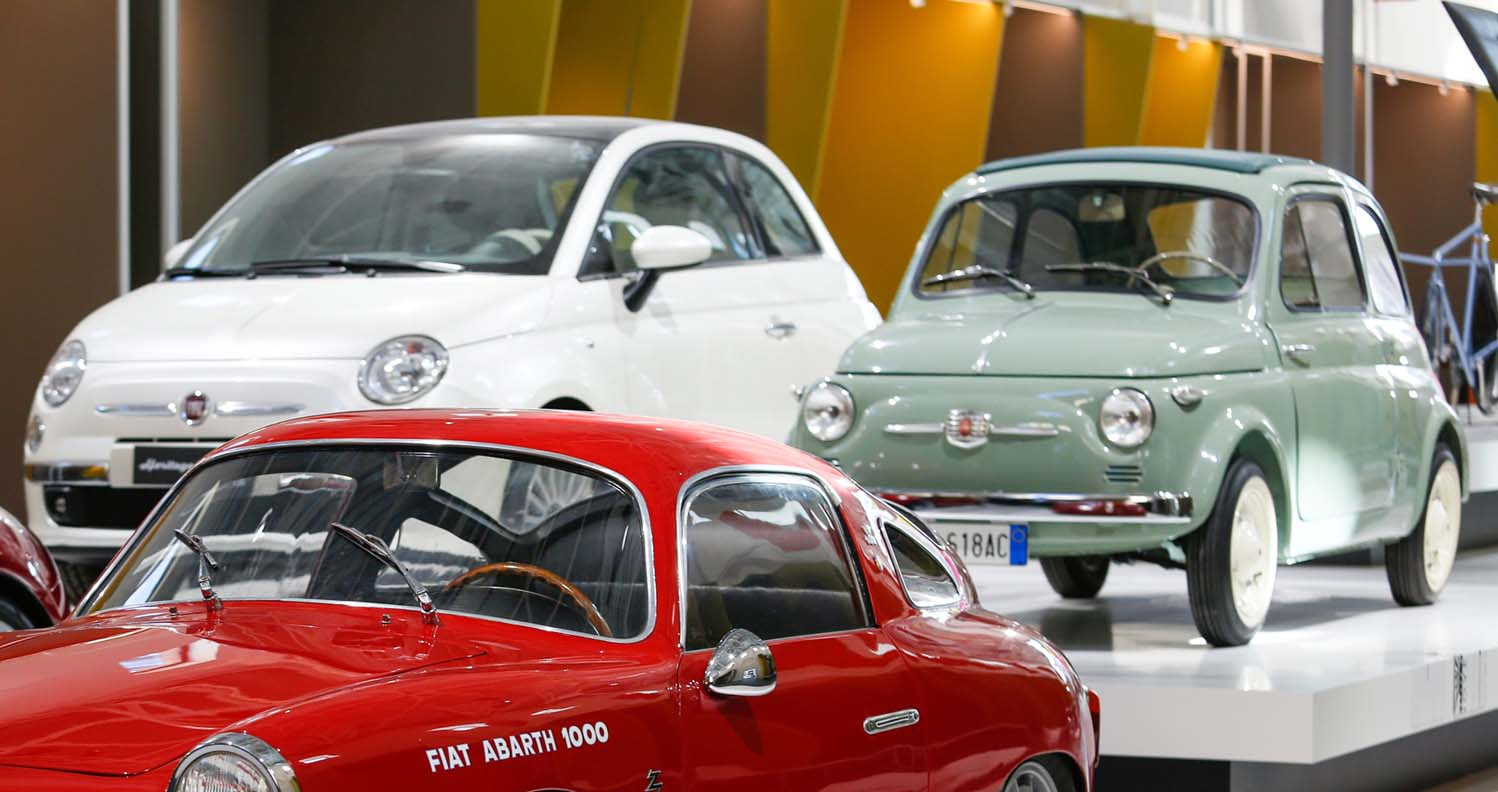 The Legendary Fiat 500 – The Star Of The New ADI Design Museum