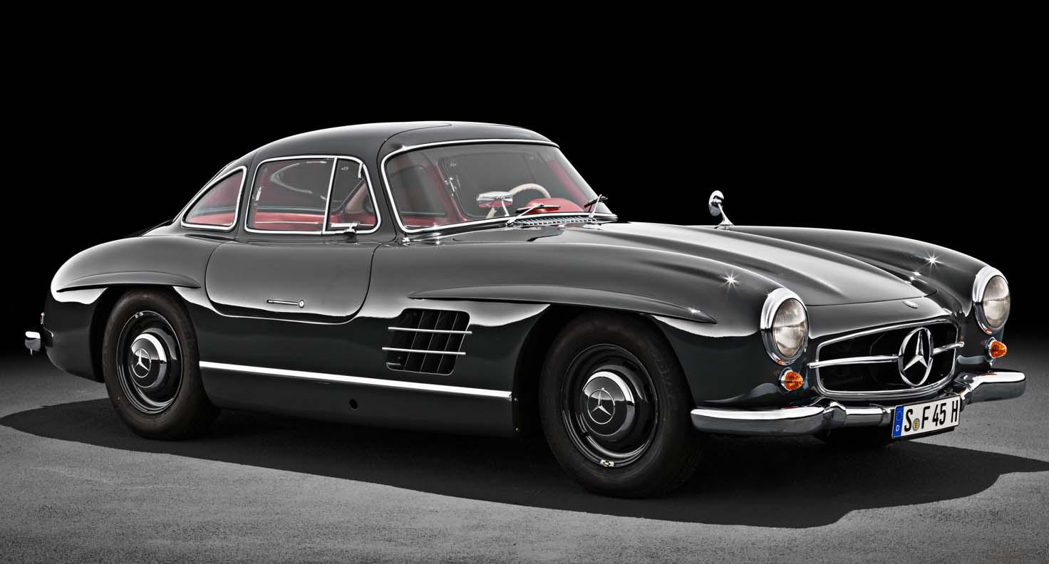 Mercedes-Benz top in five categories in the Motor Klassik Award 2021