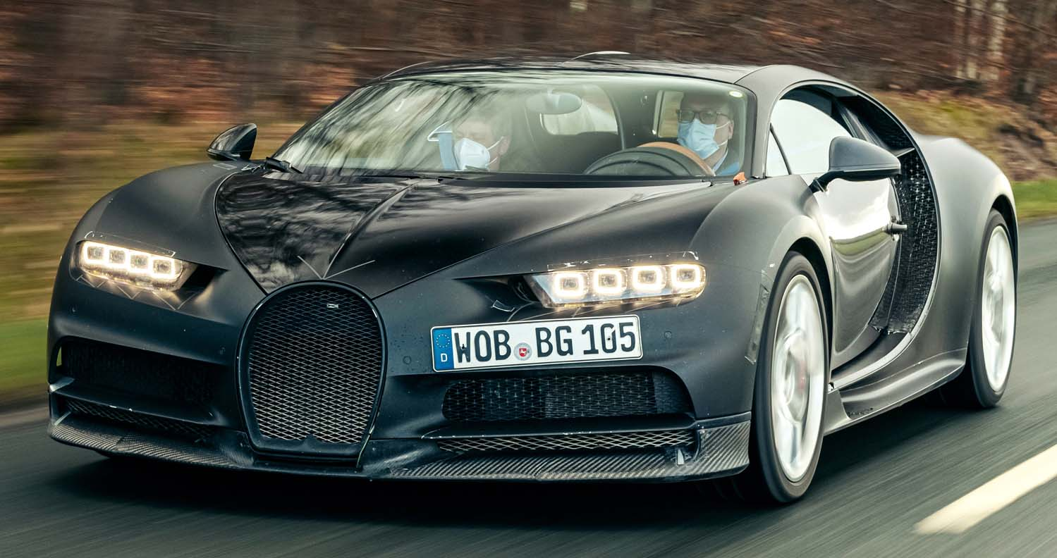 The Bugatti Chiron 4-005 – An Exceptional Prototype